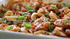 Tortellinis à la saucisse italienne | Cuisine futée, parents pressés Quebec, Tortellini Recipes, Pasta, Easy Weeknight Meals, One Pot Meals, Freezer Meals, Casserole Dishes, Gourmet Recipes, Family Meals