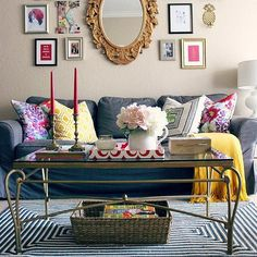 """101 Amazing Pieces You'd Never Guess Were From HomeGoods: If you're anything like us, you've aimlessly entered HomeGoods only to walk out with 12 new decor items that you """"just had to have."""""""