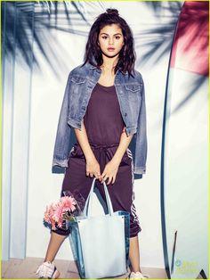Selena Gomez Debuts New 'adidas NEO' Spring Campaign