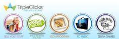 TrippleClicks, Advertisement, E-commerce, On-line shopping, Affiliate Marketing,