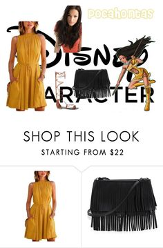 """""""disney - Pocahontas"""" by mduda0570 on Polyvore featuring Disney and White House Black Market"""