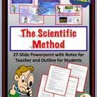 Free+Scientific+Method+PowerPoint+with+Notes+for+Teacher+and+Student  This+is+a+26+slide+PowerPoint+presentation+on+the+nature+of+science+and+the+s...