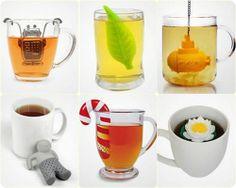 Many cute tea infuser <3