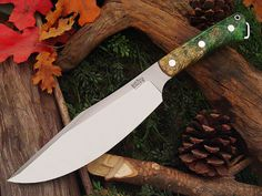Trail Buddy III - Bark River Knives