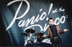panic! at the disco brendon urie perth festivals 2014
