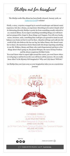 Slutlips out for kissyface!