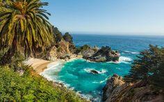 California —Julia Pfeiffer Burns State Park