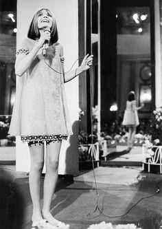 Eurovision Song Contest 1967: winner Sandie Shaw, United Kingdom