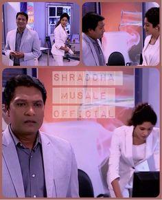 CID: Abhijeet and Tarika.
