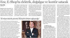 Dünya Gazetesi'nde Alpay Ünal ropörtajı yayınlandı...