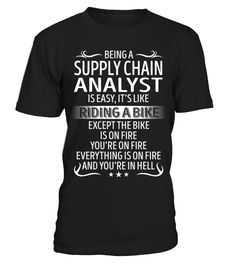 Being a Supply Chain Analyst is Easy