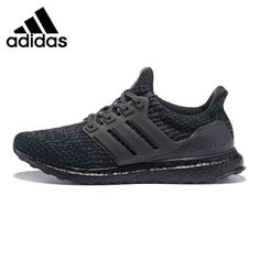 pretty nice cd075 f0daa Triple Black, Running Shoes For Men, Ultraboost, All Black Sneakers, Adidas  Sneakers