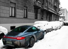 Fancy - Porsche 911 Carrera 4S
