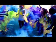 My goal is to participate in this run in 2014!!    ▶ Run or Dye™ - Give Love - Official 2014 video - YouTube