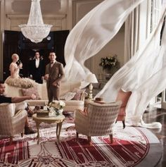 #Designersguild and #dreambedroom (Dramatic voiles in the SP13 release of the Great Gatsby)
