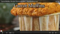 carrot cake recipe muffin Healthy Carrot Cake Recipe: Easy to Eat Muffins