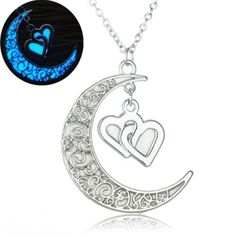 Luminous Moon Pendant F + S – LuckyFair
