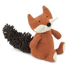 Woodland nursery - Noodle Fox