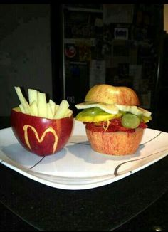 A proper'happy meal'