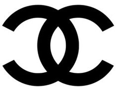 File:Chanel logo-no words. Chanel Logo, Chanel N5, Parfum Chanel, Chanel Poster, Chanel Fashion, Chanel Party, Chanel Cake, Paris Png, Chanel Decoration