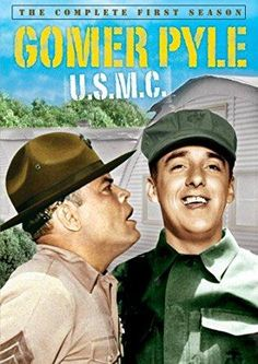 Jim Nabors & Frank Sutton & Aaron Ruben & Alan Rafkin-Gomer Pyle, U.S.M.C. - The Complete First Season