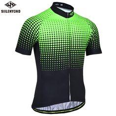 SIILENYOND 2017 Vandalin Short Sleeve Cycling Jerseys Summer MTB Bicycle  Clothes Ropa Maillot Ciclismo Bike Wear 482b40deb
