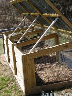 Create your own compost pile at home | Reminder News