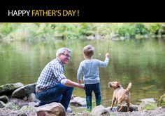 Father's Day Is Coming: Tell Us About YOUR Dad.