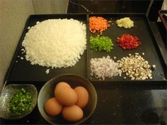 Hibachi fried rice recipe
