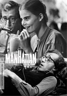 Manhattan (1979) - Dirigido por Woody Allen (via Filme Online Toca dos Cinéfilos on Facebook)