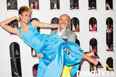 When Christian Louboutin launched his new nail polish collection, he invited Teen Vogue beauty and health director, Elaine Welteroth to learn all about it. Lucky for you, Elaine brought a photographer along for the ride! Elaine Welteroth, Vogue Beauty, New Nail Polish, Nail Polish Collection, Teen Vogue, Fashion Ideas, Christian Louboutin, Product Launch, Shit Happens