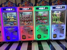 What will we win from the HomingGame Claw machines?(hui@hominggame.com) What will we win from the HomingGame Claw machines?(hui@hominggame.com)  email:hui@hominggame.com WhatsApp:8613923355331 http://ift.tt/1rDohG6  Feature: 1.Eight big gifts' room for different kinds prize 2.Interesting and easy to operate crane claw machine 3.Coinsgifts and game difficult can be set 4.The error code on display can be compelet found in the instruction book   Play Instrustion: 1.insert your coinspress the…