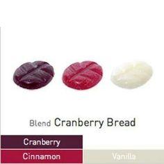 Blend Cranberry bread