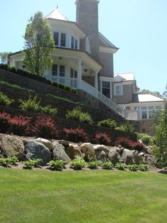Landscape On A Hill Design, Pictures, Remodel, Decor and Ideas - page 4