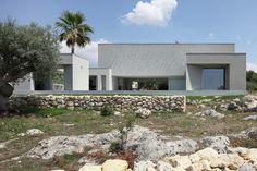 House m_p / Fabrizio Foti architetto - Italy