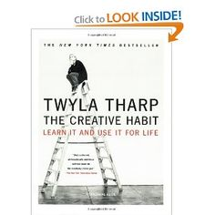 """The Creative Habit: Learn It and Use It for Life"" An amazing book written by dancer, Twyla Tharp. Easy to read, applicable, and believable."