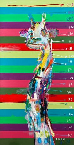"Saatchi Online Artist: Woo, Kukwon; Oil, Painting ""Cheer me up"""