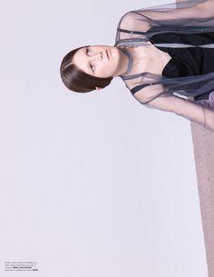 tessa bruinsma by hicham riad for marie claire belgium march 2016 | visual optimism; fashion editorials, shows, campaigns & more!
