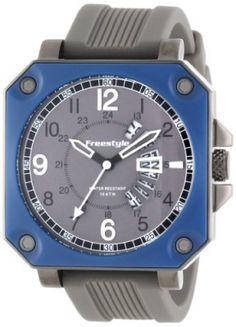 Relógio Freestyle Men'S 101167 Trooper Square Case Luminous & Date Watch #Relógio #Freestyle