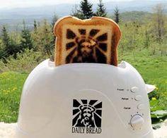 Jesus Toaster $29.95