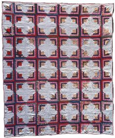 The Quilt Index: collector Mary Schafer..