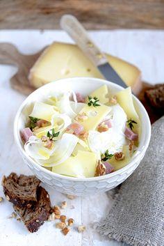 .☆... . --------------------------------- . . salade de fenouil et de gruyère