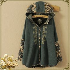 Material:+cotton  Color:+grey.peacock+blue.  Size:  Length:+63+cm,+bust:+63+cm,+sleeve+length:+52+cm,+hem:+120+cm,  Tips:  *Please+double+check+above+size+and+consider+your+measurements+before+ordering,+thank+you+^_^    visiting+store:  http://womenfashion.storenvy.com.  find+more+cute+fashion+i...