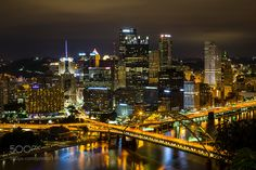 Pittsburgh by mzhao63