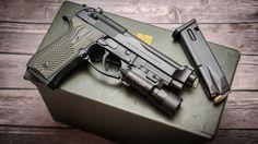 Wilson Combat/Beretta 92G Brigadier Tactical