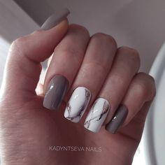 New gel manicure purple パープルネイルのアイデア Ideas Square Acrylic Nails, Cute Acrylic Nails, Square Nails, Acrylic Nail Designs, Nail Art Designs, White Nails, Pink Nails, Shellac Nails, Nail Polish