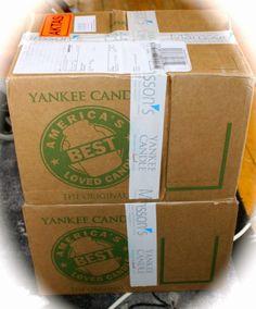 Vibeke: Jul Ljusen Från Yankee Candle kom & även andra lju...