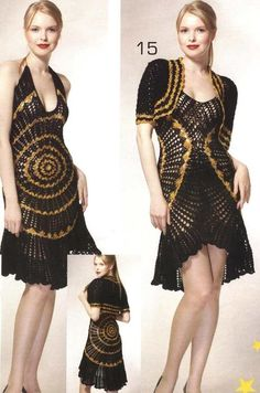 CROCHET AND TRICOT INSPIRATION: http://pinterest.com/gigibrazil/crochet-and-knitting-lovers/