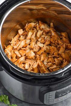 Instant Pot Chicken Tacos Recipe Slow Cooker And Insta Pot Recipes In 2019 Instant Pot