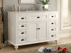 Inspiration Web Design Sagehill Designs Bathroom Vanity With Make Up Station From Cottage Retreat Collection